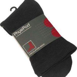 Circulation Socks - Black