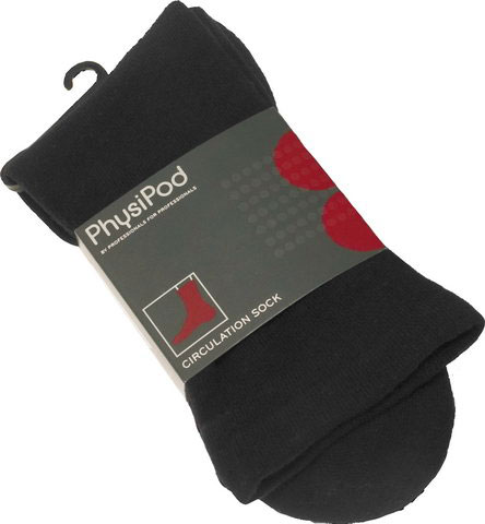 Circulation Socks - Black