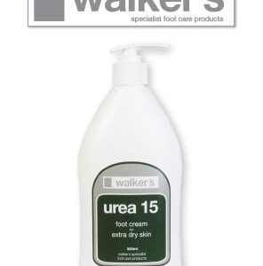 Walker's Urea 15 Cream
