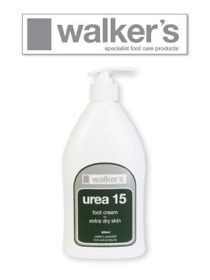 Walker's Urea 15 Cream