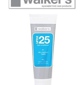 Walker's Urea 25 Cream 100g